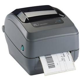 Stampante Zebra GK420T Trasferimento termico USB-RS232-Parallela