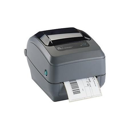 Stampante Zebra GX420t TT USB, con TAGLIERINA