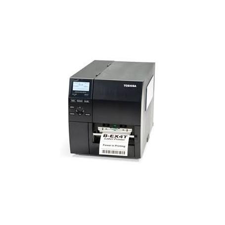 Stampante per etichette Toshiba Tec B-EX4T1 Usb Ethernet 300 Dpi (12 Dot)