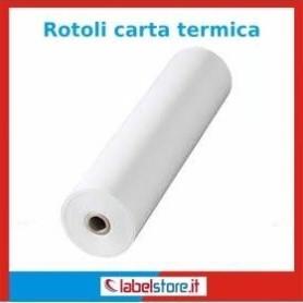 110x30 mt f 25 Rotoli carta termica - Conf.50 pz