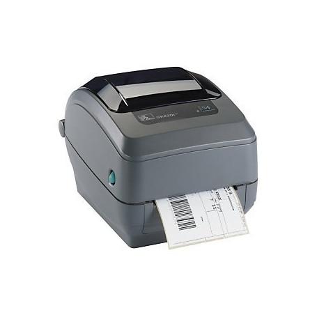 Stampante Zebra GK420t Trasferimento termico USB-RS232-LAN