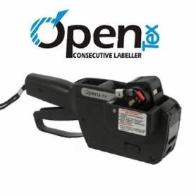 Etichettatrice Progressiva OPENTEX 1 linea di stampa per etichette 26x12