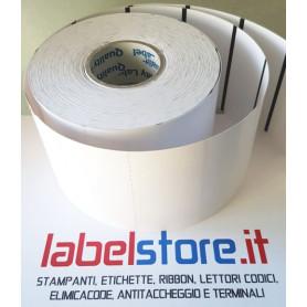 68x38 mm Etichette cartoncino Vellum per frontalini Conf.da 10 Rt