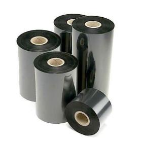 Ribbon mm 105x600 Mt TTR Cera Resina per Testina Near Edge Ink OUT - 1 pz