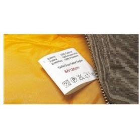 Poliammide mm 35X80 Mt per etichette composizioni tessile con sconto quantità