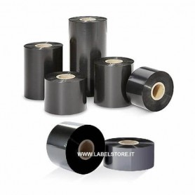 RIBBON mm 80x300 mt CERA RESINA Ink OUT