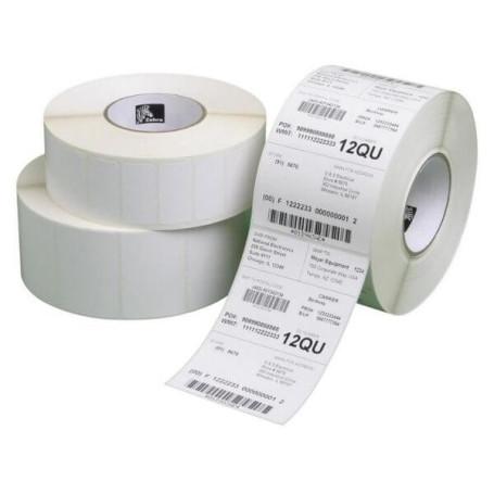 Etichette Zebra Z-Select 2000D mm 31x22 adesivo permanente - 12 Rotoli