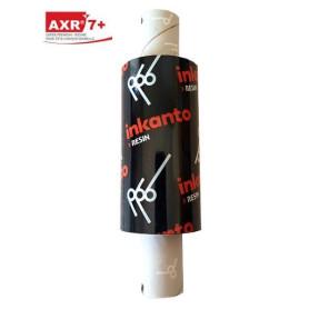 Ribbon AXR7 RESINA 65x74 Mt nero trasferimento termico