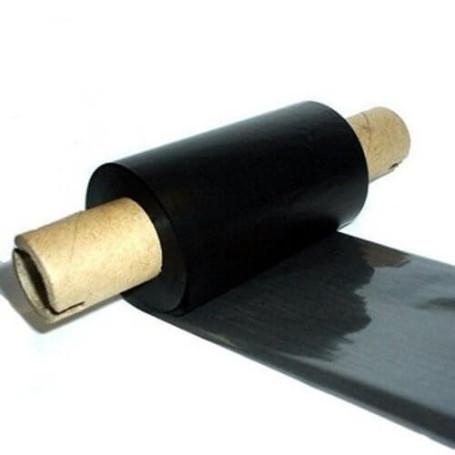 64x74 mt Ribbon CERA nero alta qualità di stampa trasferimento termico