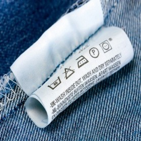 Poliestere mm 35X200 Mt per stampa etichette composizioni tessile