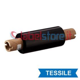Ribbon 60X74 Mt RESINA nero D110A alta qualità di stampa anche tessile
