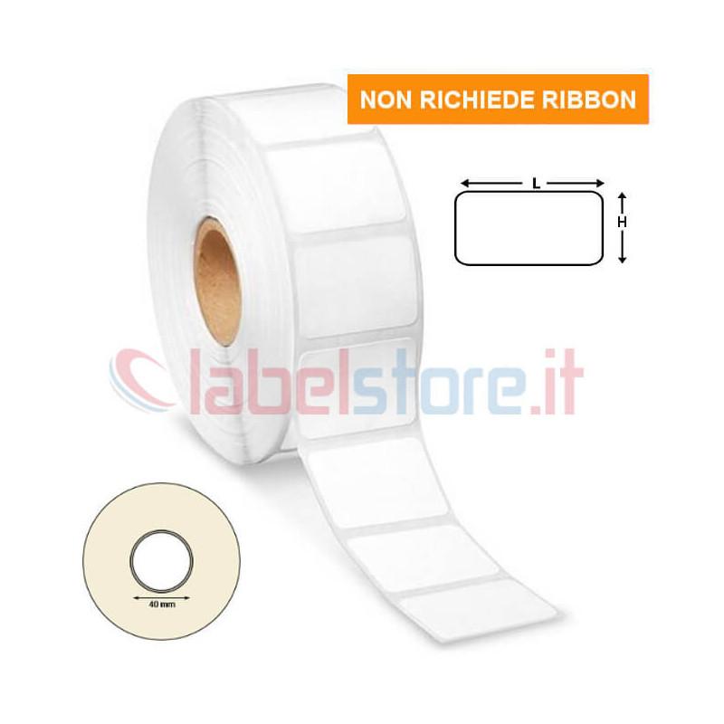 autoadesive codice a barre QR per etichette elettroniche supporto fino a 110 mm Stampante termica per fogli elettronici Kacsoo