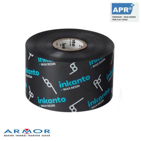 Ribbon CERA RESINA 60x300 mt APR6 Inkanto Ink OUT alta qualità