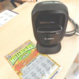 Scanner Zebra DS9300 usb con programmazione per letture gratta e vinci