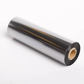 RIBBON 110x74 mt CERA qualità premium per stampa a trasferimento termico