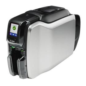 Stampante Zebra ZC300 Usb e Ethernet per stampa card e tessere
