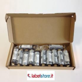 Ribbon Zebra 64x74mt  2300 Cera Standard  (confezione 12 pezzi)