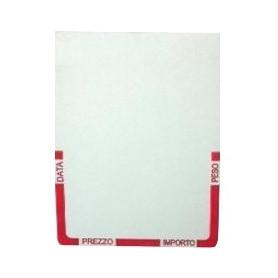 47x61 mm etichette termiche Prestampato da 700 pz  - Conf. 10 rotoli