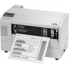 Stampante Toshiba Tec B-852-R - 300 Dpi, TT e DT, LPT/USB/Scheda di Rete