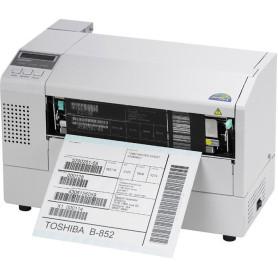 Stampante Toshiba Tec B-852R - 300 Dpi TT  LPT USB Lan