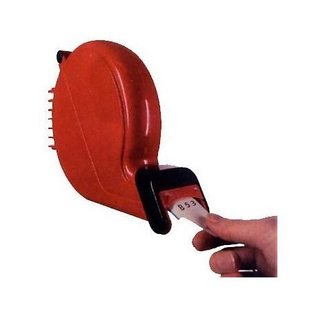 Distributore tickets  per eliminacode rosso