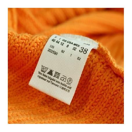 Poliammide mm 30X200 Mt per stampa etichette composizioni tessile