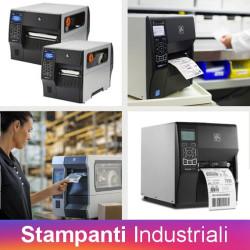Stampanti ZEBRA Industriali