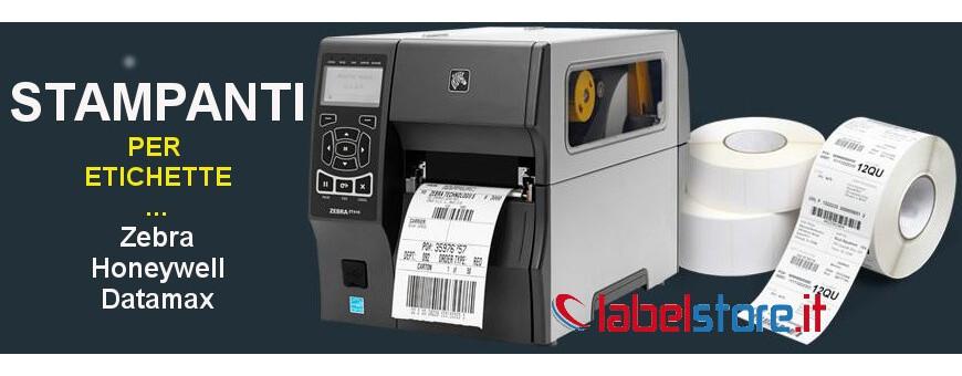 Stampanti Termiche per Etichette Adesive online | LabelStore