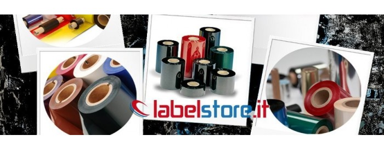 Ribbon per Stampanti Zebra - LabelStore.it