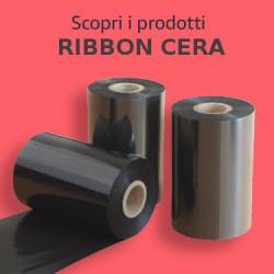 Nastro Ribbon Cera per Stampanti a trasferimento termico Labelstore.it