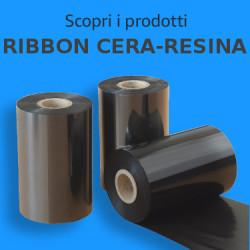 Ribbon CERA-RESINA per la stampa a trasferimento termico Labelstore.it