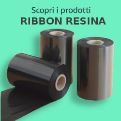 Ribbon resina per stampanti termiche   Labelstore