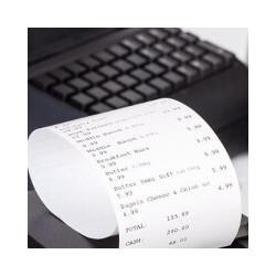 Rotoli carta termica per registratori di cassa | Labelstore