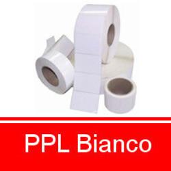Etichette in polipropilene bianco | LabelStore