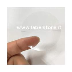 Eccellenti etichette trasparenti stampabili   LabelStore